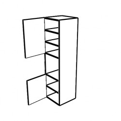 H o M con 2 puertas