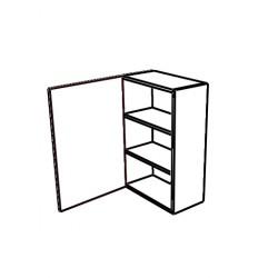 Alto 1 ó 2 puertas y 1 estante