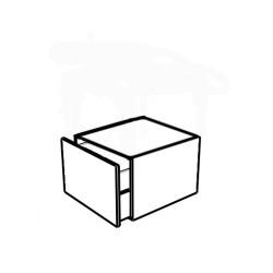 Bajo con 1 cajón