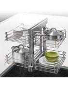 Rinconeros para muebles de cocina